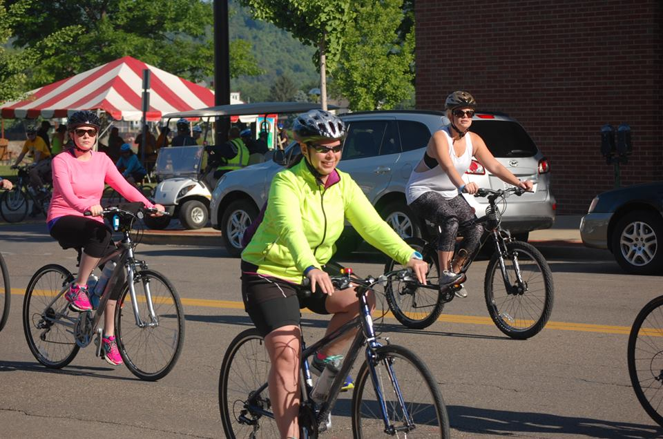 2016 WHEELING HERITAGE TRAIL BICYCLE TOUR